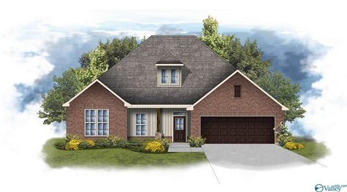Photo of 130 Kambry Grove Drive, Huntsville, AL 35811 (MLS # 1775336)