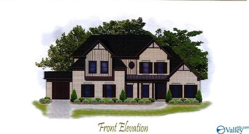 Photo of 3005 Chimney Cove Circle, Brownsboro, AL 35741 (MLS # 1772357)