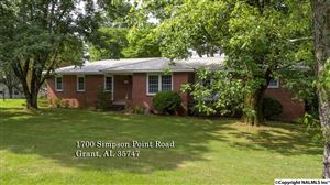 Photo of 1700 SIMPSON POINT ROAD, GRANT, AL 35747 (MLS # 1103375)
