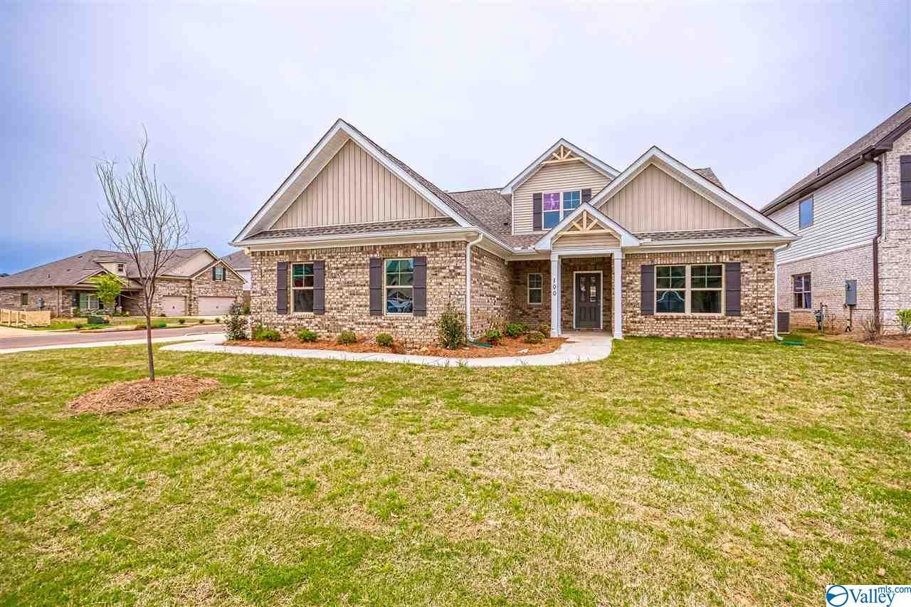 100 SUNBRIAR COURT, Madison, AL 35756 - #: 1123391