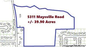 Photo of 5311 MAYSVILLE ROAD, NEW MARKET, AL 35761 (MLS # 1087428)