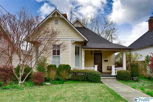 Photo of 1107 CLINTON AVENUE E, HUNTSVILLE, AL 35801 (MLS # 1150482)