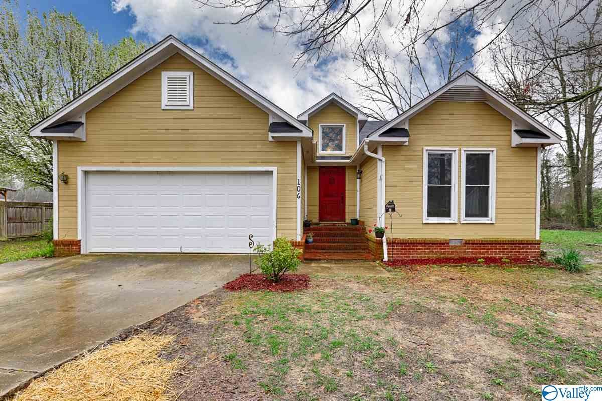 106 KEY CIRCLE, New Hope, AL 35760 - #: 1138531