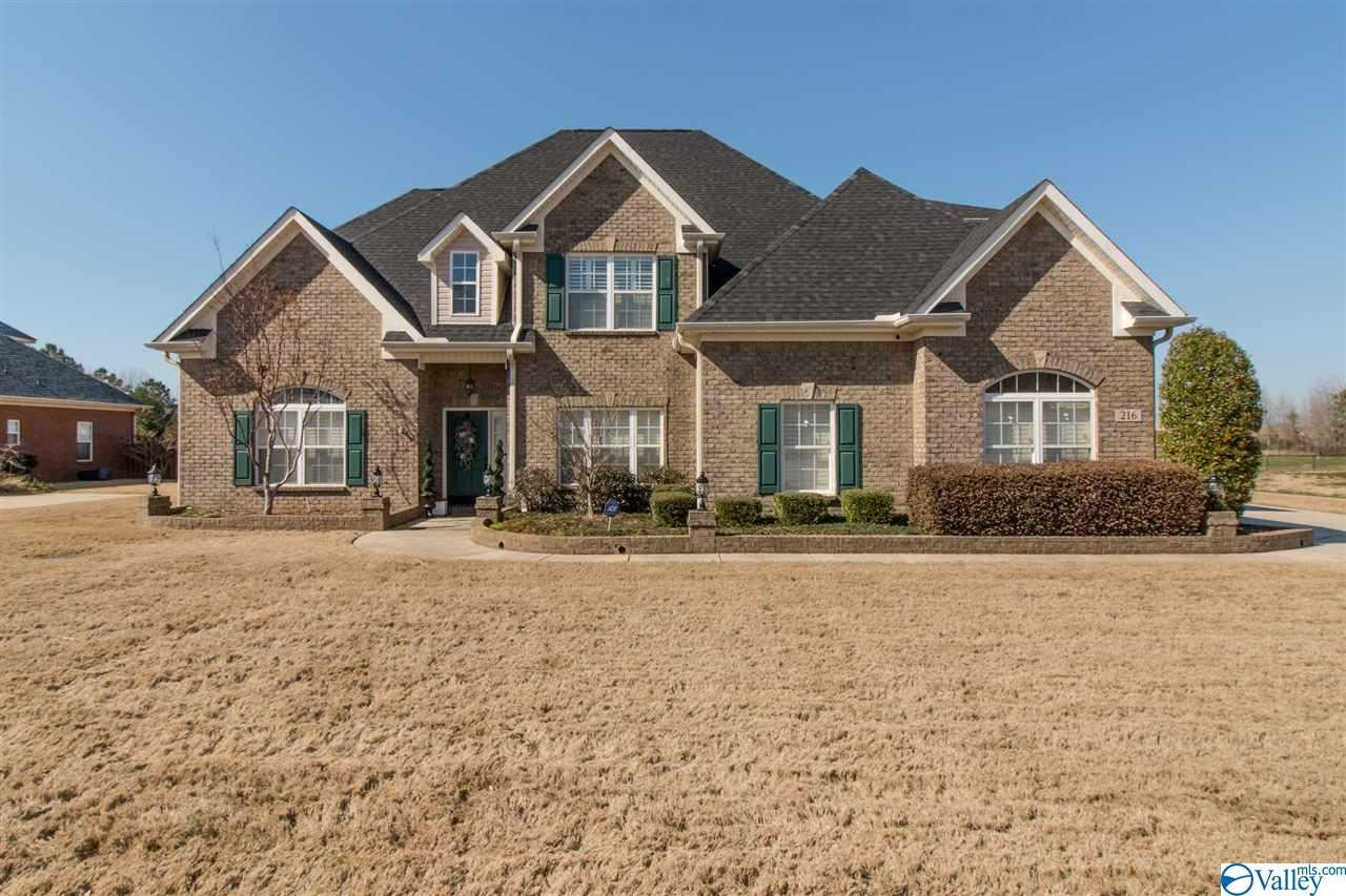 216 WATERBROOK LANE, Harvest, AL 35749 - #: 1136587