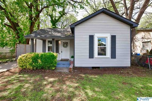 Photo of 807 Cross Street NW, Huntsville, AL 35801 (MLS # 1778806)
