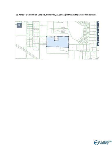 Photo of 00 NE Columbian Lane, Huntsville, AL 35811 (MLS # 1775838)