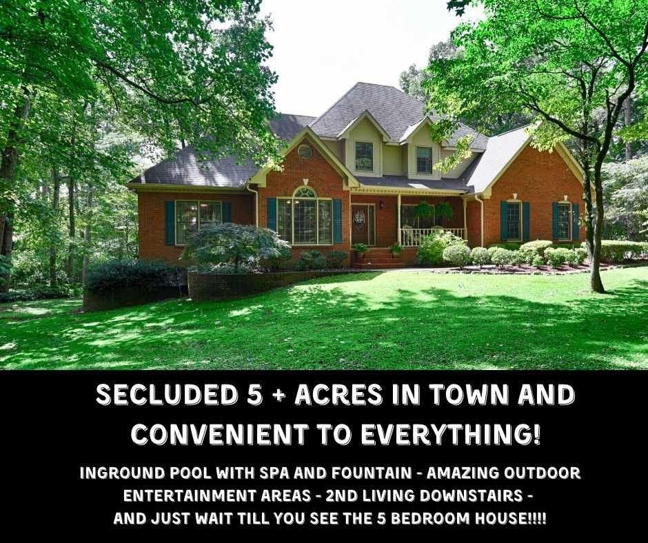 386 SPRINGHILL ROAD NW, Huntsville, AL 35806 - #: 1123886