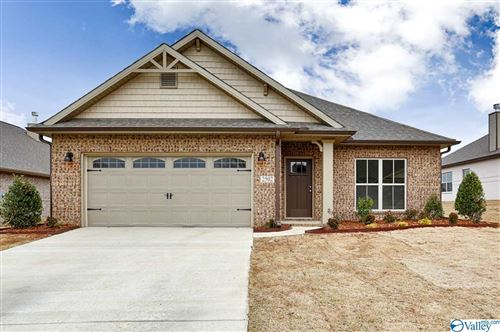 Photo of 117 HIDDEN COVE DRIVE, MERIDIANVILLE, AL 35759 (MLS # 1140911)