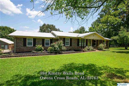 Photo of 394 Knotty Walls Road, Owens Cross Roads, AL 35763 (MLS # 1786979)