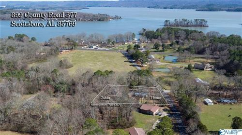 Photo of 399 COUNTY ROAD 377, SCOTTSBORO, AL 35769 (MLS # 1137992)