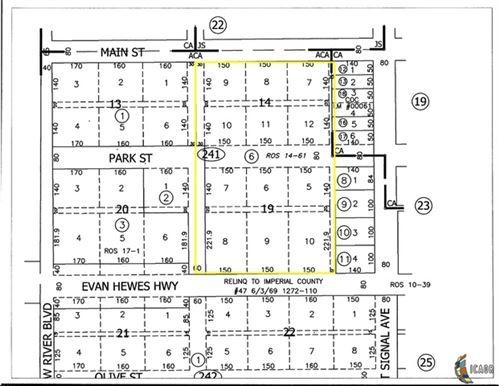 Photo of 1862 W EVAN HEWES, Seeley, CA 92273 (MLS # 18380198IC)