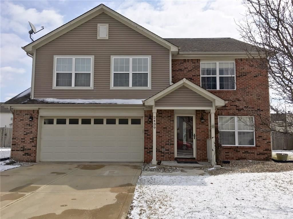 2439 FOXTAIL Drive, Plainfield, IN 46168 - #: 21685000