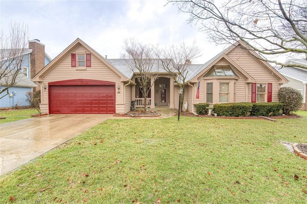 10540 MARLIN Court, Indianapolis, IN 46256 - #: 21689000