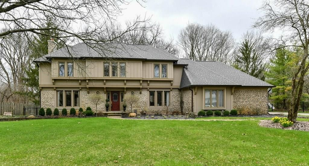 11480 VALLEY MEADOW Drive, Zionsville, IN 46077 - #: 21693000