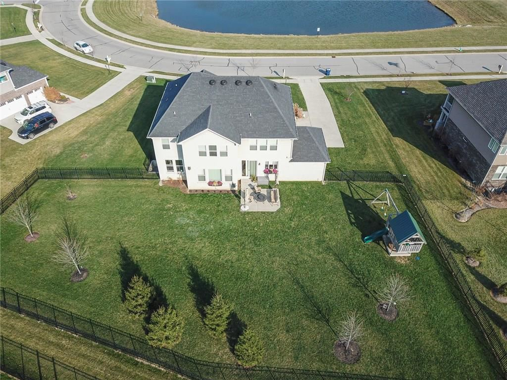 15581 ALLISTAIR Drive, Fishers, IN 46040 - #: 21752001