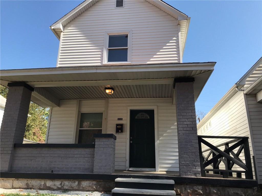 1113 North 8th Street, Terre Haute, IN 47807 - #: 21758001
