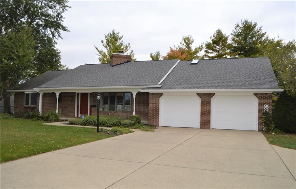 1306 Apple Street, Greenfield, IN 46140 - #: 21744002