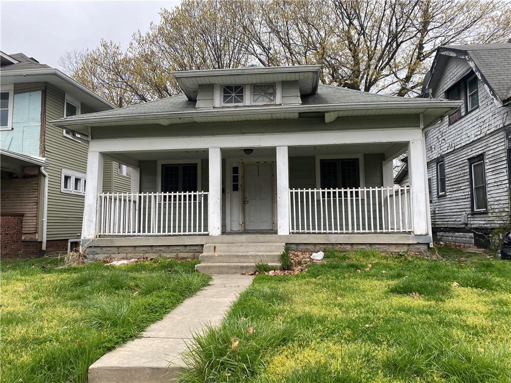 3608 North Kenwood Avenue, Indianapolis, IN 46208 - MLS#: 21779002