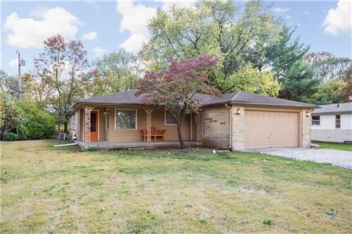 Photo of 5425 North ALLISONVILLE Road, Indianapolis, IN 46220 (MLS # 21755003)