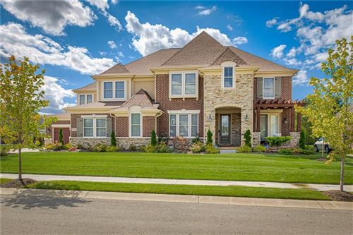 Photo of 12224 Shady Knoll Drive, Fishers, IN 46037 (MLS # 21812003)