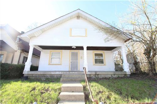 Photo of 1341 West 27th Street, Indianapolis, IN 46208 (MLS # 21703004)