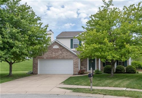 Photo of 12344 Barnstone Court, Fishers, IN 46037 (MLS # 21711004)