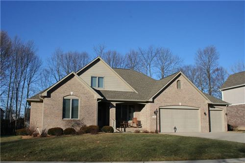 Photo of 7810 Shady Woods Drive, Indianapolis, IN 46259 (MLS # 21761005)