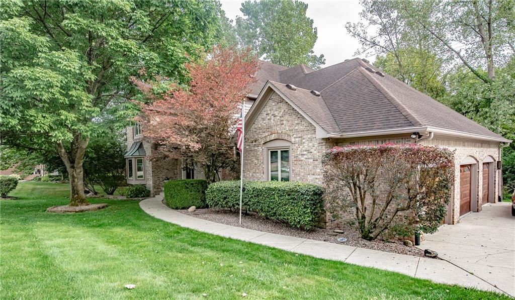 8612 Sargent Creek Lane, Indianapolis, IN 46256 - #: 21731005