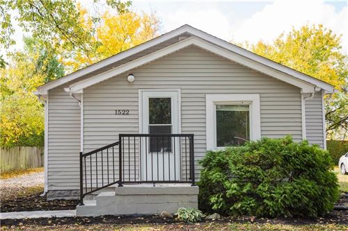 Photo of 1522 South Norfolk Street, Indianapolis, IN 46241 (MLS # 21747006)