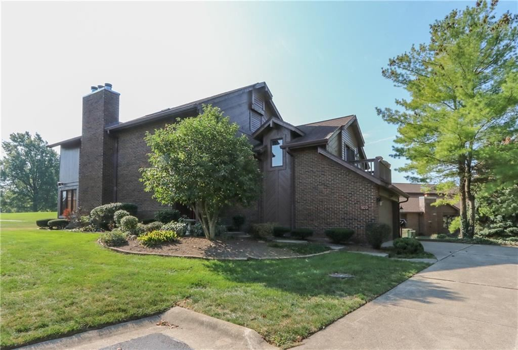 909 Norwick Circle, Greenwood, IN 46143 - #: 21671006
