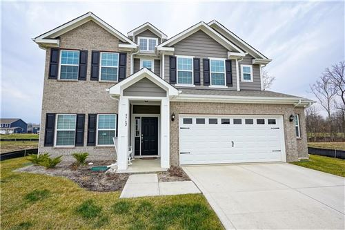 Photo of 9762 April Rose Drive, Fishers, IN 46040 (MLS # 21684008)