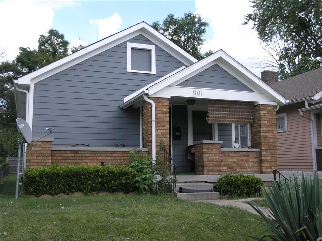 901 North Linwood Avenue, Indianapolis, IN 46201 - #: 21658008