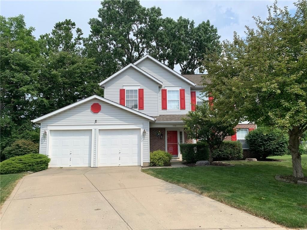 5981 Tybalt Circle, Indianapolis, IN 46254 - #: 21723008