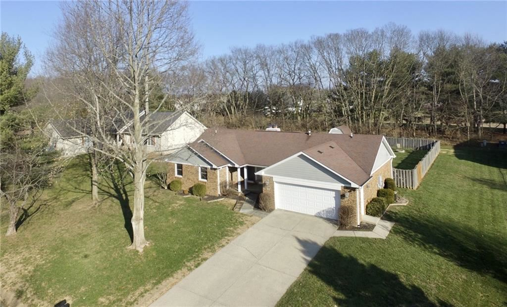 481 South Windmill Trail, Greenwood, IN 46142 - #: 21763008