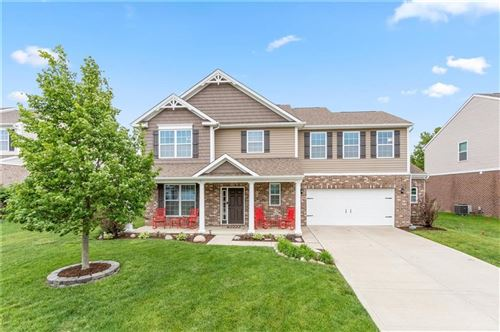 Photo of 8744 New Heritage Drive, Indianapolis, IN 46239 (MLS # 21710009)