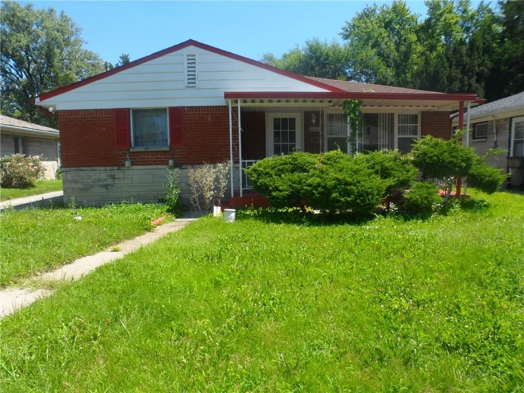 3229 North Dequincy Street, Indianapolis, IN 46218 - #: 21735009