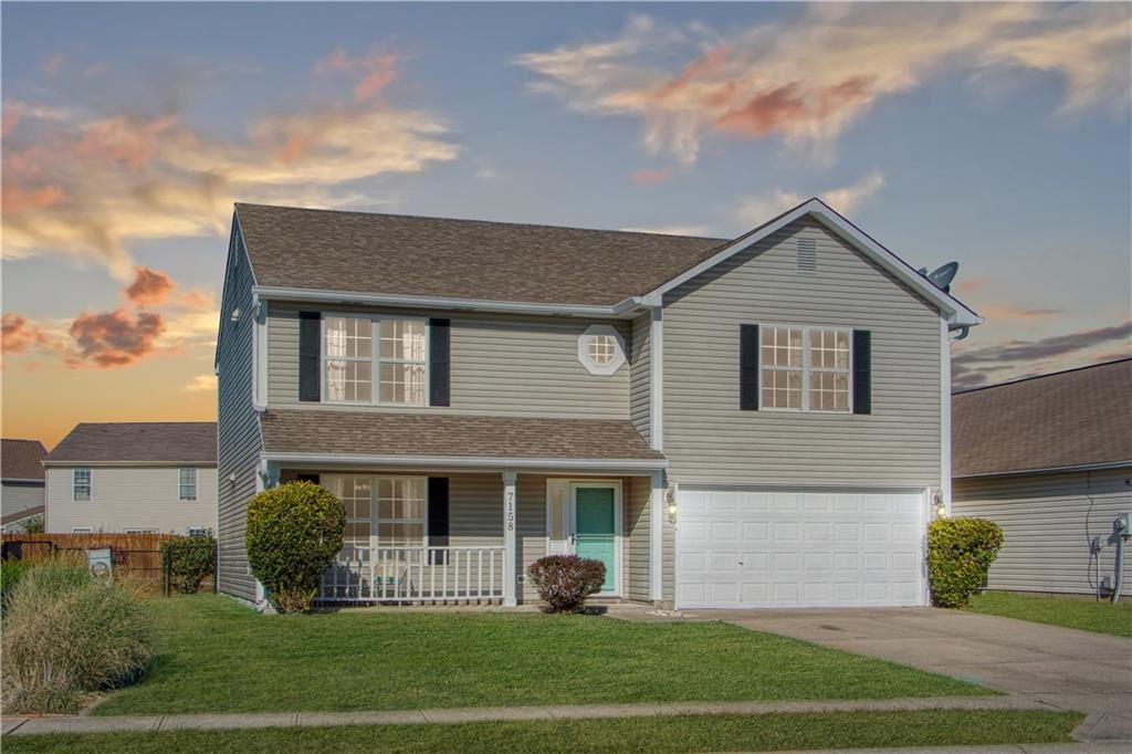 7158 Harness Lakes Drive, Indianapolis, IN 46217 - #: 21747009