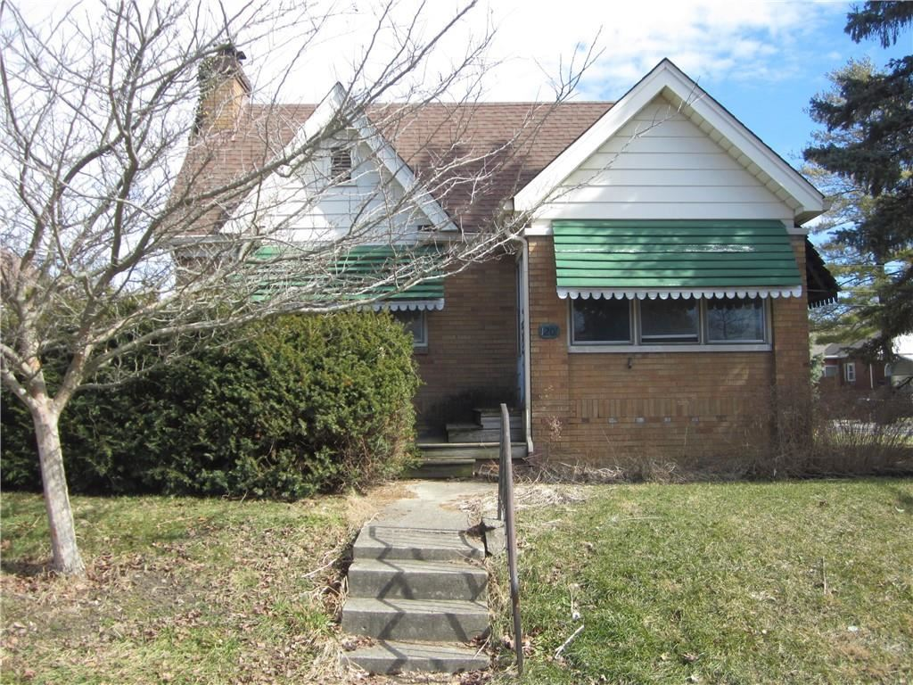 1201 North Shannon Avenue, Indianapolis, IN 46201 - #: 21769009