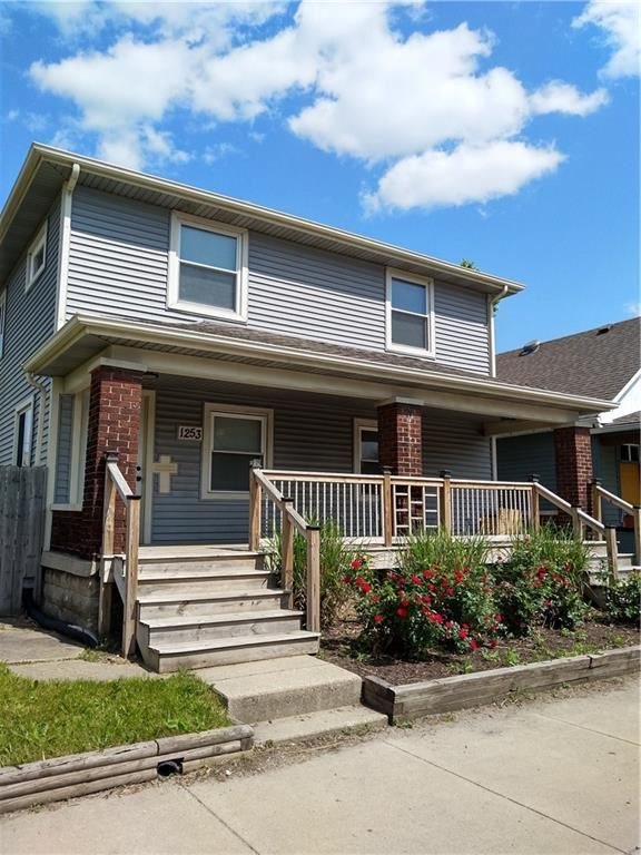 1253 South East Street, Indianapolis, IN 46225 - #: 21620011