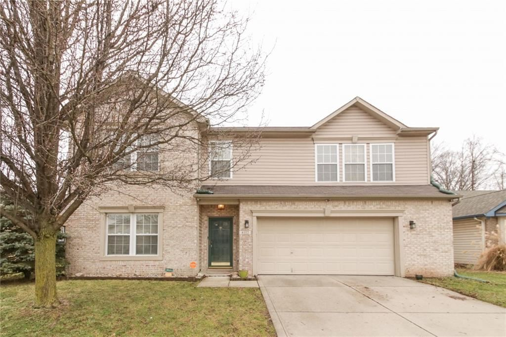 4112 Outer Bank Road, Indianapolis, IN 46234 - #: 21689011