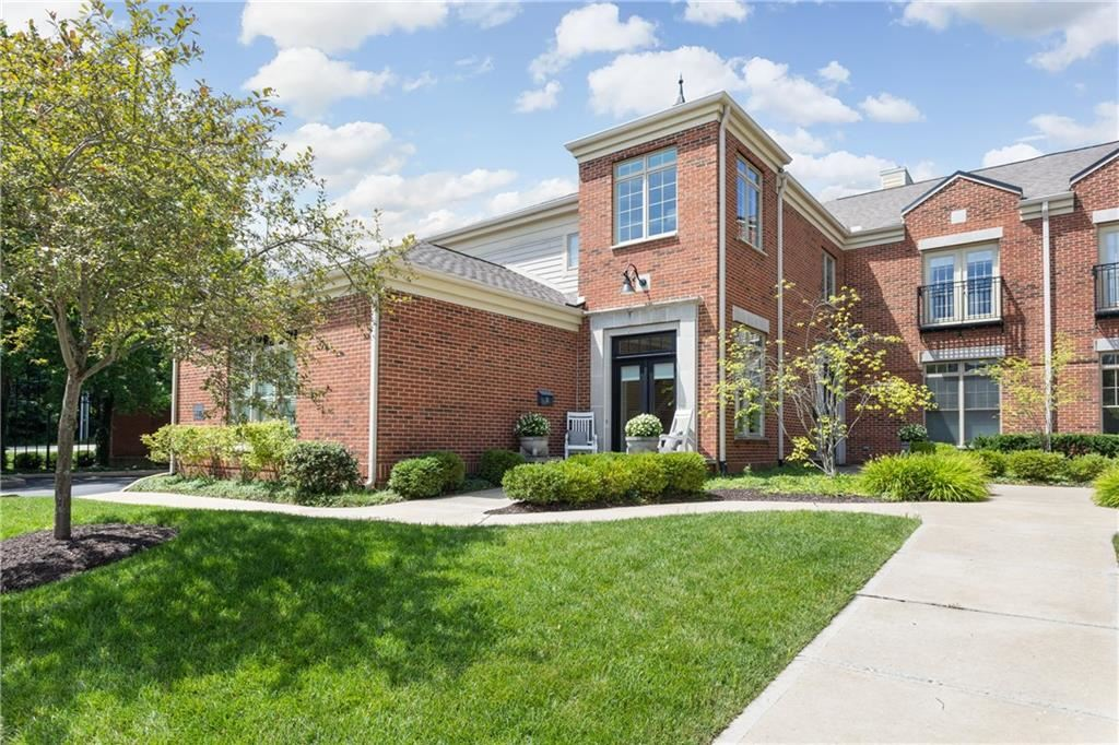 6430 MERIDIAN Parkway #B, Indianapolis, IN 46220 - #: 21769011