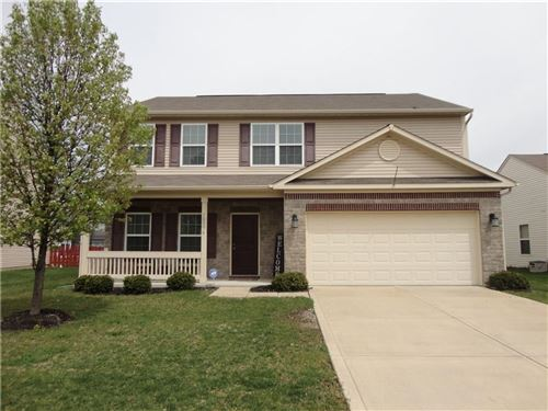Photo of 10536 DEERCREST Lane, Indianapolis, IN 46239 (MLS # 21708012)