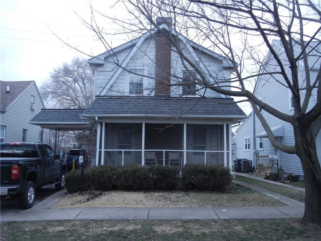 712 East 29th Street, Anderson, IN 46016 - #: 21693013