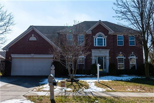 Photo of 10338 Parkshore Drive, Fishers, IN 46038 (MLS # 21769015)