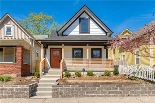 Photo of 132 North Arsenal Ave, Indianapolis, IN 46201 (MLS # 21782015)