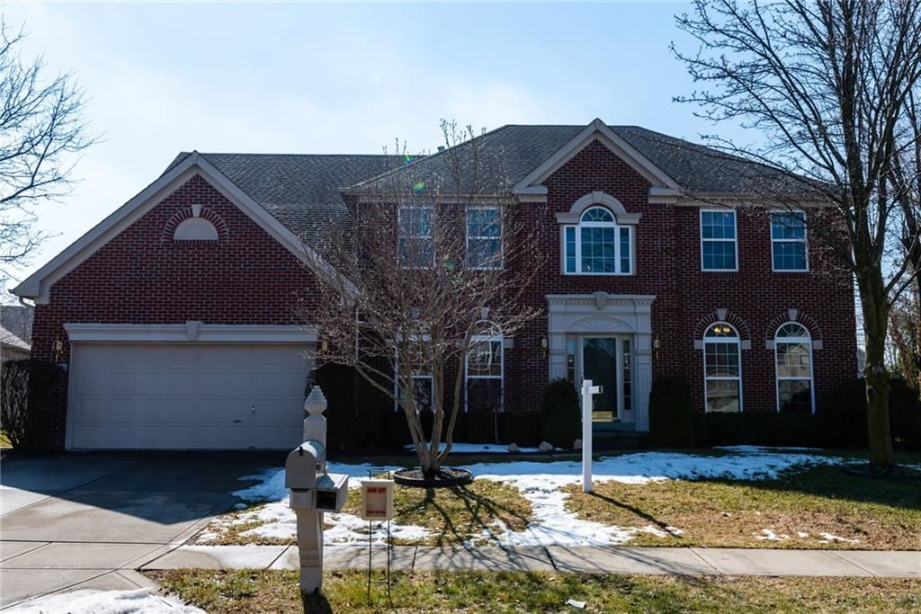10338 Parkshore Drive, Fishers, IN 46038 - #: 21769015