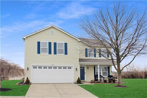 Photo of 9196 Princeton Circle, Plainfield, IN 46168 (MLS # 21690016)