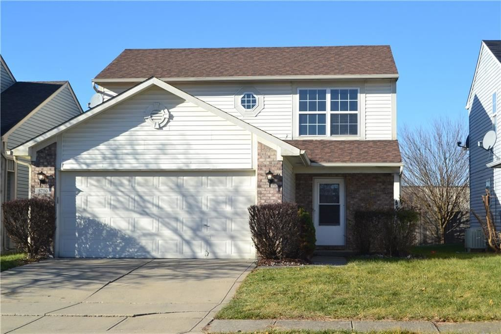 5710 ENSLEY Court, Indianapolis, IN 46254 - #: 21684016
