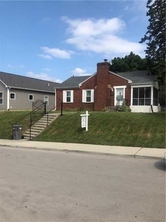 2519 South DELAWARE Street, Indianapolis, IN 46225 - #: 21738016