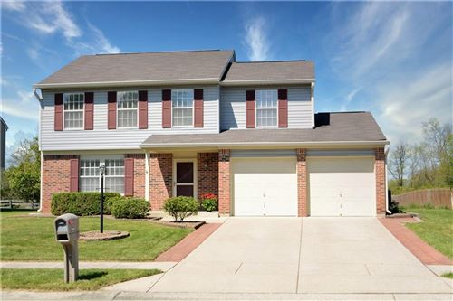 Photo of 7614 Bancaster Drive, Indianapolis, IN 46268 (MLS # 21784018)
